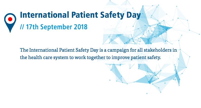 Día Internacional de Seguridad del Paciente